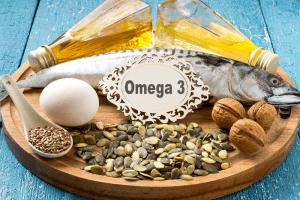 Омега–3 мастни киселини