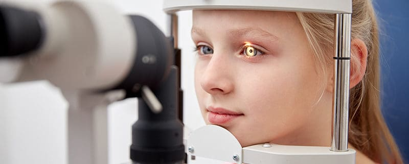 вродена катаракта